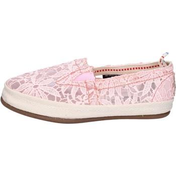 Cipők Női Belebújós cipők O-joo slip on tessuto Rosa