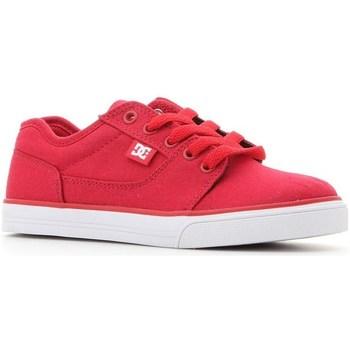 Cipők Gyerek Rövid szárú edzőcipők DC Shoes Tonik TX Piros