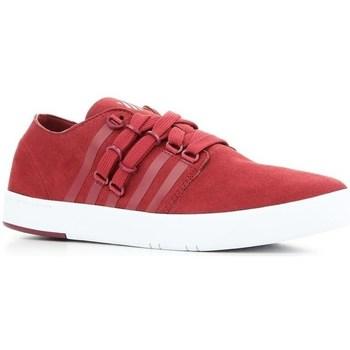 Cipők Férfi Rövid szárú edzőcipők K-Swiss DR Cinch LO Czerwone
