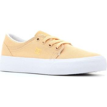 Cipők Gyerek Tenisz DC Shoes Trase TX Citromsárga