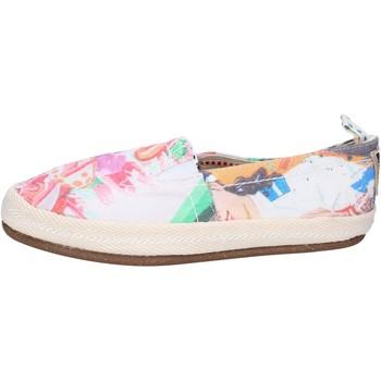 Cipők Női Belebújós cipők O-joo slip on tela Multicolore