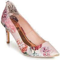 Cipők Női Félcipők Ted Baker VYIXYNP2 Rózsaszín