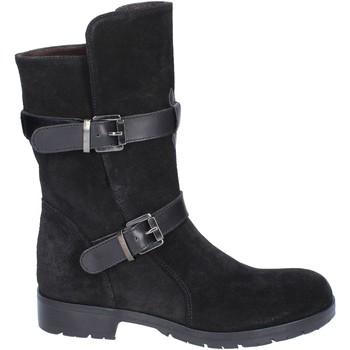 Cipők Női Városi csizmák Triver Flight BR206 Fekete
