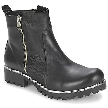 Cipők Női Csizmák Andrea Conti GLIONE Fekete