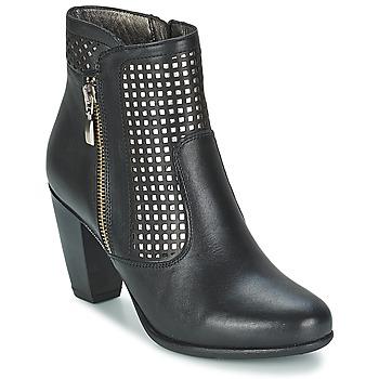 Cipők Női Bokacsizmák Andrea Conti SAMPI Fekete