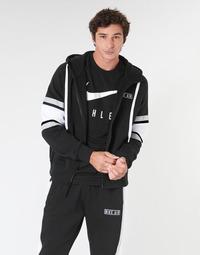 Ruhák Férfi Pulóverek Nike M NSW NIKE AIR HOODIE FZ FLC Fekete
