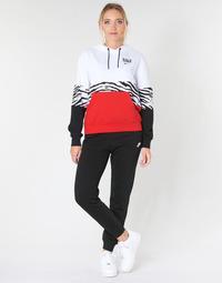 Ruhák Női Futónadrágok / Melegítők Nike W NSW ESSNTL PANT REG FLC Fekete