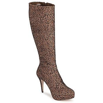 Cipők Női Városi csizmák Sebastian FLOC-LEO Leopárd