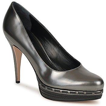 Cipők Női Félcipők Sebastian TREDACCIAIO Szürke