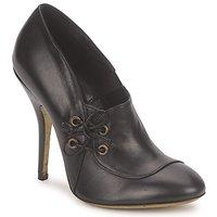 Cipők Női Félcipők Gaspard Yurkievich C1-VAR1 Fekete