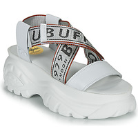 Cipők Női Szandálok / Saruk Buffalo 1501025 Fehér