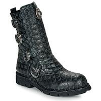 Cipők Csizmák New Rock M-373X Fekete