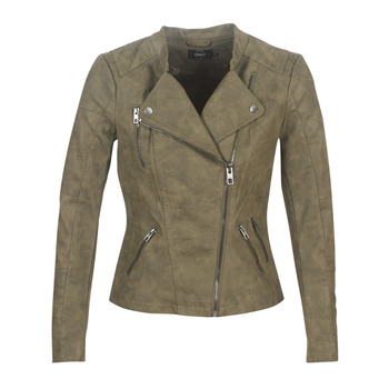 Ruhák Női Bőrkabátok / műbőr kabátok Only ONLAVA Keki