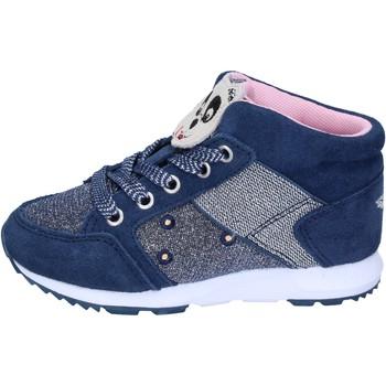 Cipők Lány Magas szárú edzőcipők Lelli Kelly BR330 Kék
