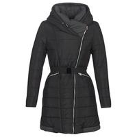 Ruhák Női Steppelt kabátok Casual Attitude LUCIOLE Fekete
