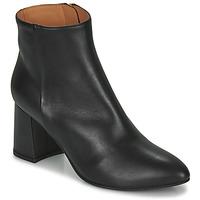 Cipők Női Bokacsizmák Emma Go SHEFFIELD Fekete