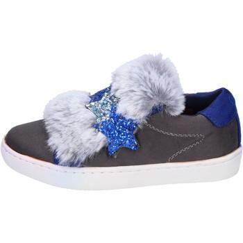 Cipők Lány Rövid szárú edzőcipők Lulu BR359 Szürke