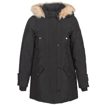Ruhák Női Parka kabátok Vero Moda VMEXCURSION EXPEDITION Fekete