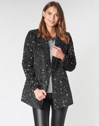 Ruhák Női Kabátok Vero Moda VMCOCOLEOPARD Szürke