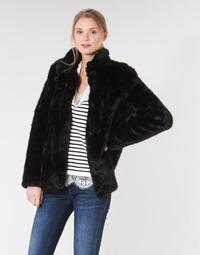 Ruhák Női Kabátok Vero Moda VMMINK Fekete