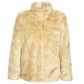 Ruhák Női Kabátok Vero Moda VMMINK Bézs