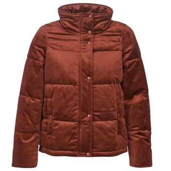 Ruhák Női Steppelt kabátok Vero Moda VMVELLY Bordó