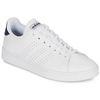Cipők Férfi Rövid szárú edzőcipők adidas Originals ADV HO WHT BL Fehér