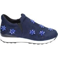 Cipők Lány Belebújós cipők Holalà BR386 Kék