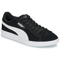 Cipők Női Rövid szárú edzőcipők Puma VIKKY Fekete