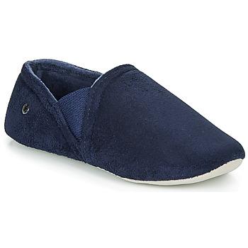 Cipők Fiú Mamuszok Isotoner 99520 Tengerész