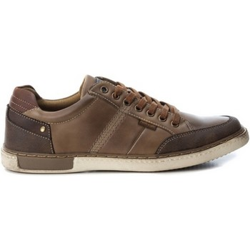 Cipők Férfi Rövid szárú edzőcipők Refresh 64502 MARRON CLARO Marrón claro