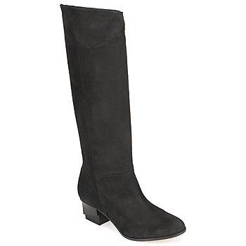 Cipők Női Városi csizmák Karine Arabian GALAXY Fekete