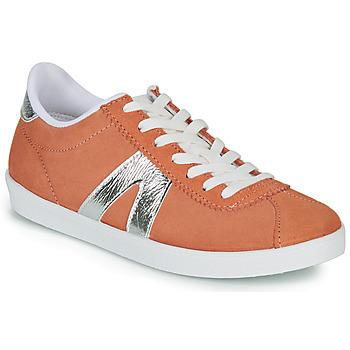 Cipők Női Rövid szárú edzőcipők André SPRINTER Narancssárga