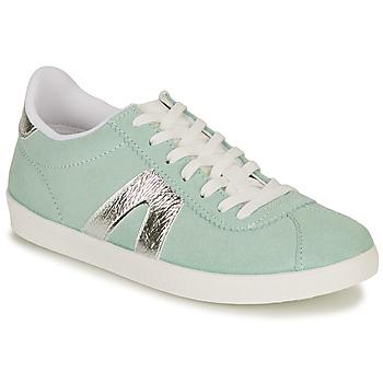 Cipők Női Rövid szárú edzőcipők André SPRINTER Zöld