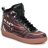 Cipők Férfi Magas szárú edzőcipők Roberto Cavalli 8343 Sokszínű