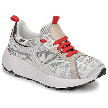 Cipők Férfi Rövid szárú edzőcipők John Galliano 8516 Szürke