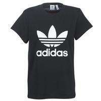 Ruhák Női Rövid ujjú pólók adidas Originals BOYFRIEND TEE Fekete