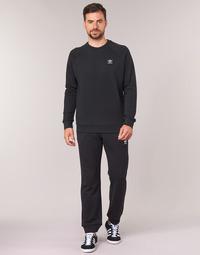 Ruhák Férfi Futónadrágok / Melegítők adidas Originals TREFOIL PANT Fekete