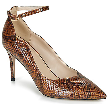 Cipők Női Félcipők André LIDOO Barna