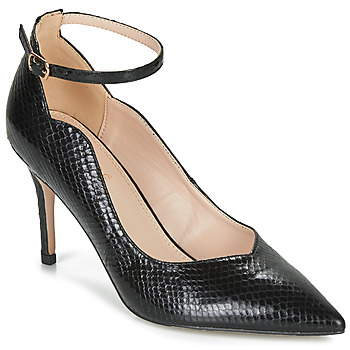 Cipők Női Félcipők André LIDOO Fekete
