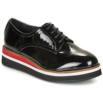 Cipők Női Oxford cipők André NAOMIE Fekete