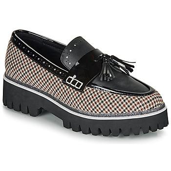 Cipők Női Oxford cipők André NADIA Fekete