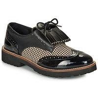 Cipők Női Oxford cipők André NATTE Fekete