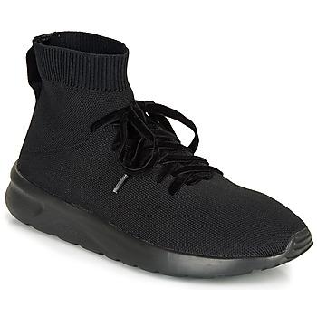 Cipők Női Magas szárú edzőcipők André BOGOTA Fekete