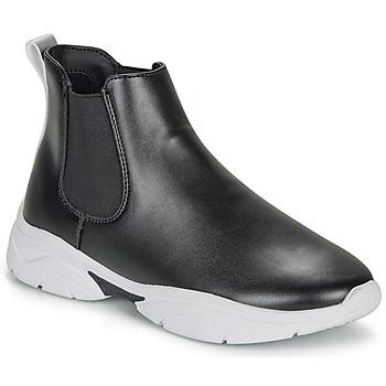 Cipők Női Csizmák André BILLIE Fekete
