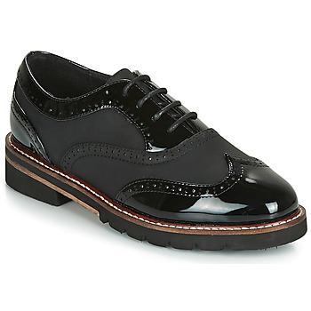 Cipők Női Oxford cipők André NAHEMA Fekete