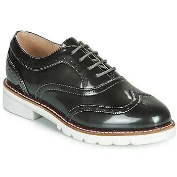 Cipők Női Oxford cipők André NAHEMA Szürke