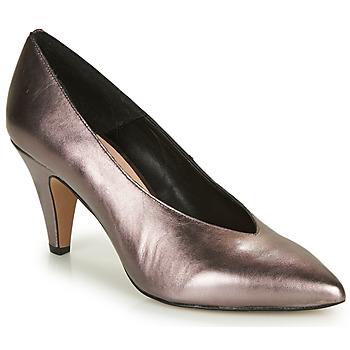 Cipők Női Félcipők André LOLLA Bronz