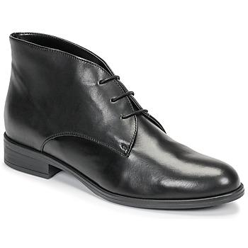 Cipők Női Csizmák André EMILIE Fekete