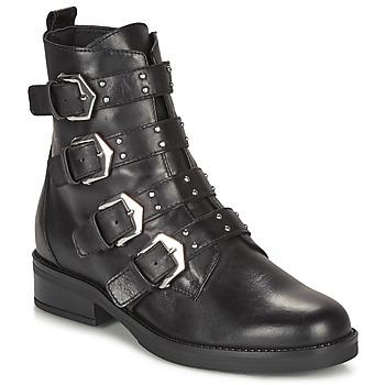 Cipők Női Csizmák André NARCISSE Fekete